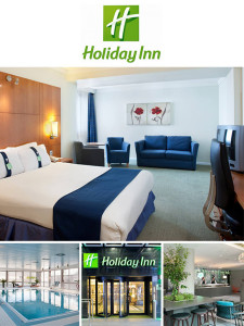 Sign up to savings in the Holiday Inn eNewsletter!