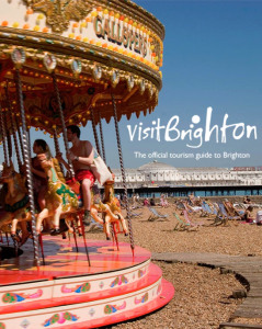 Visit Brighton enewsletter 2015