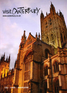 Visit Canterbury holiday brochure