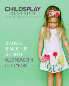 Designer Children's Clothes