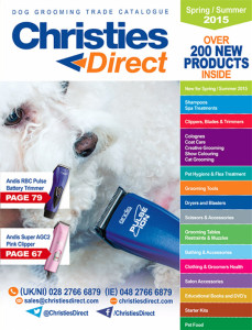 Christies Direct Pet Grooming Catalogue