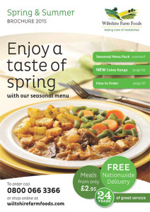 Wiltshire Farm Foods catalogue