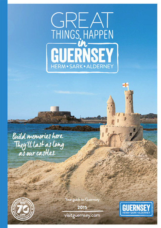Visit Guernsey Brochure Request-