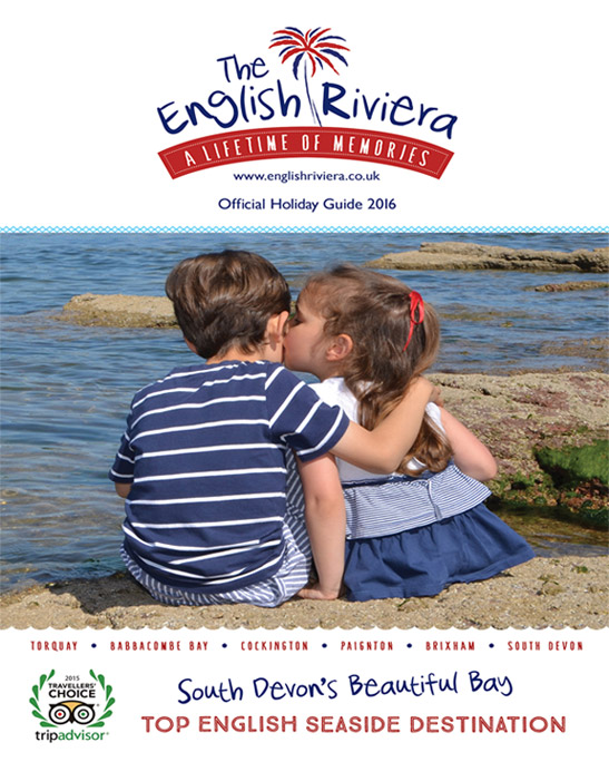 Request your English Riviera Brochure today!