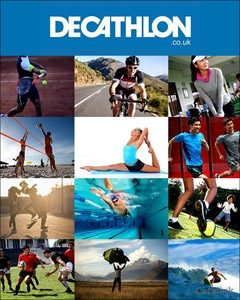 Sign Up to the Decathlon sports newsletter
