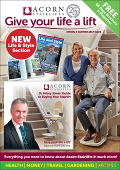 Acorn Stairlifts - Helping You at Home