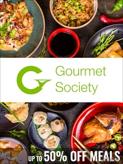 Gourmet Society Offers Just For You