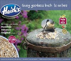 Haith's Bird Foods - Make a Wildlife Haven