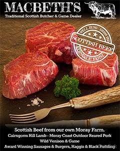 Macbeths Scottish Fine Cut Meats
