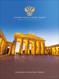 treasures of eastern europe brochure