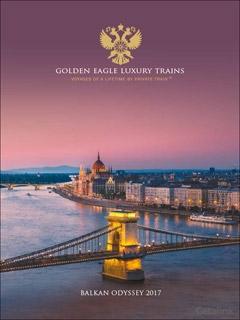 Balkan Odyssey Brochure