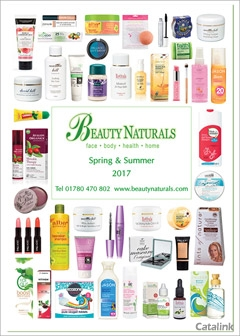 Beauty Naturals - Products Designed for You
