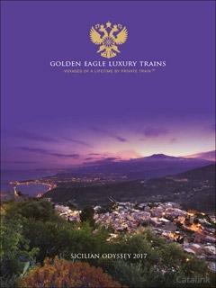 Sicilian Odyssey Brochure