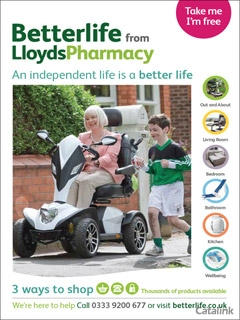 Betterlife from Lloyds Pharmacy - Helping you in life!