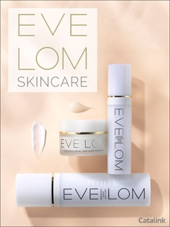 Eve Lom Skincare - Simple, Beautiful & Effective