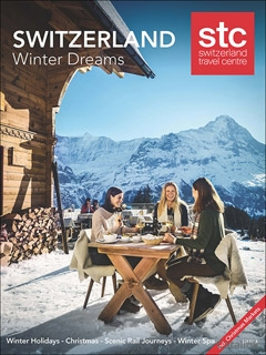 Experience Switzerland Winter Dreams Brochure