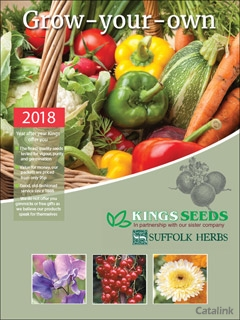 Kings Seeds - For the Garden Lover