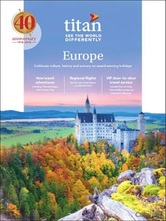 Titan Travel Europe Brochure