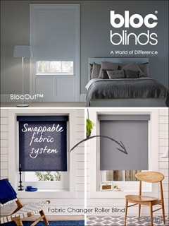 Bloc Blinds for Your Home Makeover