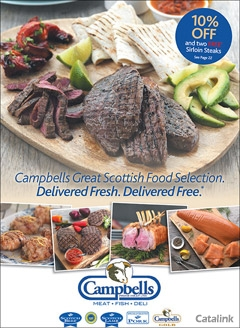 Campbells Delicious Scottish Foods