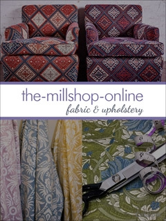 The Millshop Online - Distinct, Gorgeous Fabrics