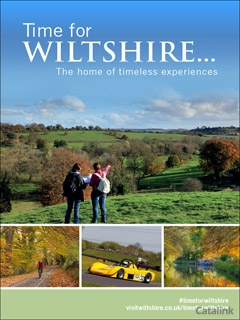 Time for Wiltshire Autumn Flyer