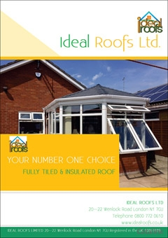 Ideal Roofs - Improve Your Home