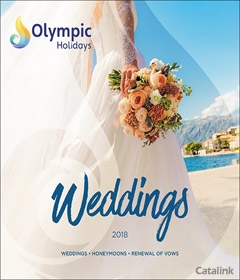 Olympic Holidays Weddings Brochure