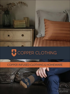 Copper Clothing - Healing and Preventing