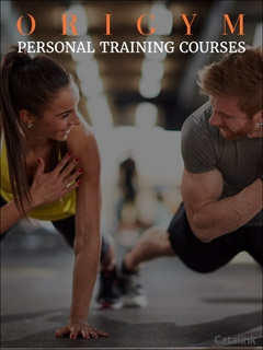 Origym Personal Training - Make a Difference!