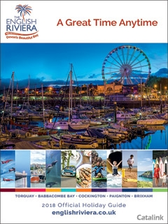 The English Riviera Brochure
