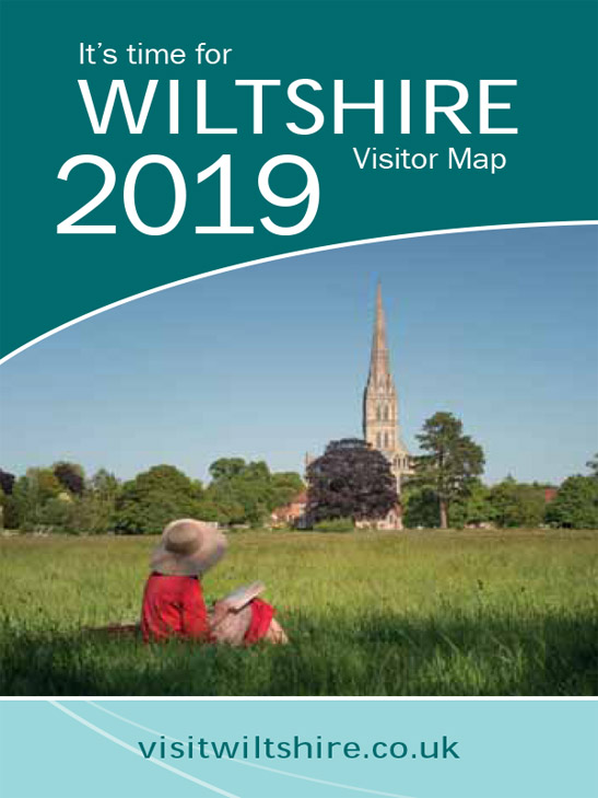 Wiltshire Visitor Map Guide