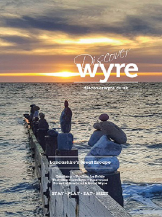 Discover Wyre Brochure