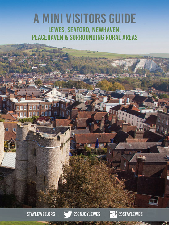 Stay Lewes Brochure