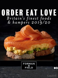 gourmet food - FORMAN & FIELD